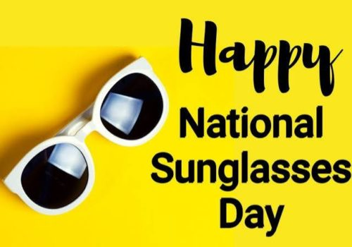 National Sunglasses Day 2020