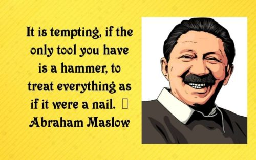 Abraham Maslow Quotes Images for FB status