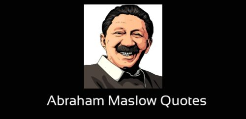 Abraham Maslow Quotes images