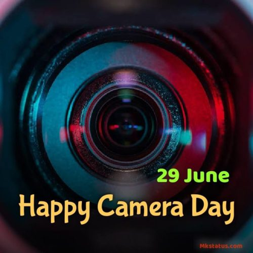 29 June Camera Day wishes images