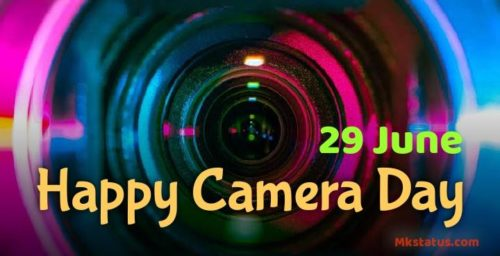 Camera Day wishes images