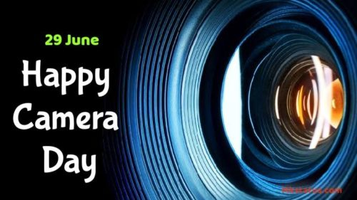 Happy Camera Day wishes images for Whatsapp status
