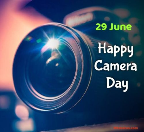 Happy Camera Day wishes images | 29 June