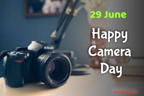 Happy Camera Day wishes images for status