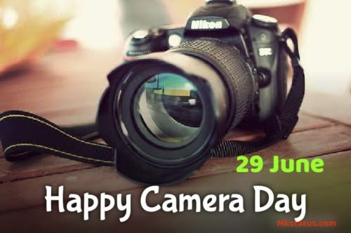 Best New Happy Camera Day wishes images