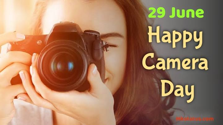 Beautiful Happy Camera Day wishes images