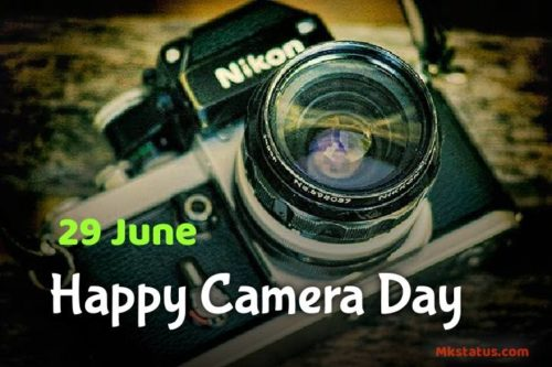 Happy Camera Day wishes images