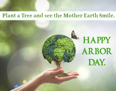 Arbor Day quotes 2020 images