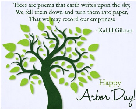 Arbor Day quotes images