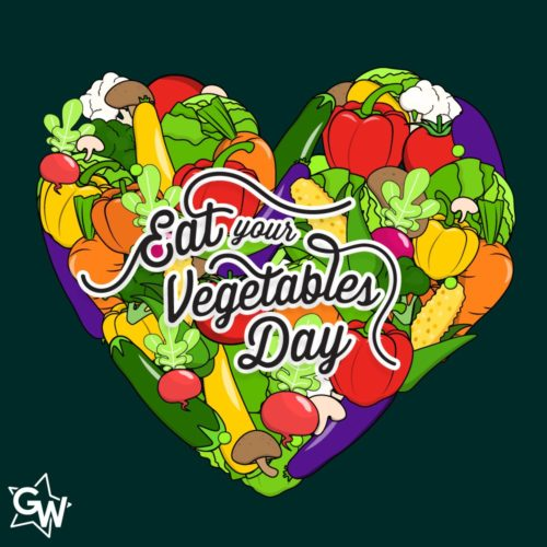 Best National Eat Your Vegetables Day