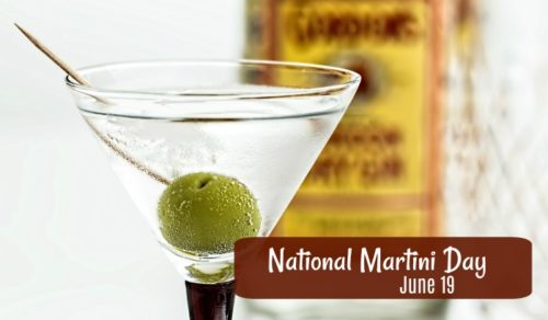Download National Martini Day 2020 wishes images