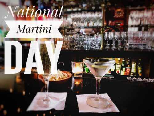 Happy National Martini Day 2020 wishes images