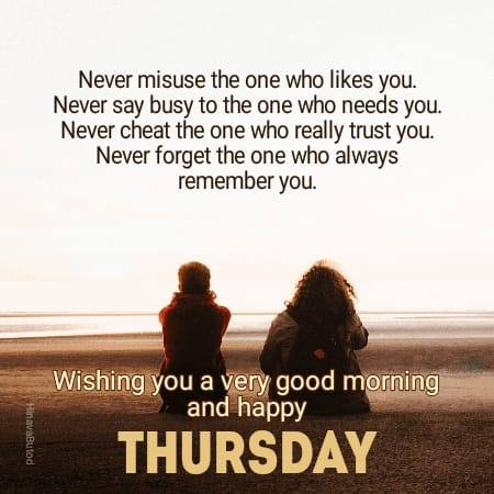 Happy Good Morning Thursday images 2020