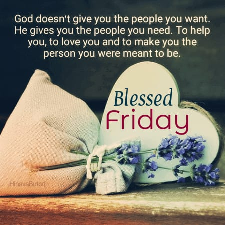 Good Morning Friday Blessing Images