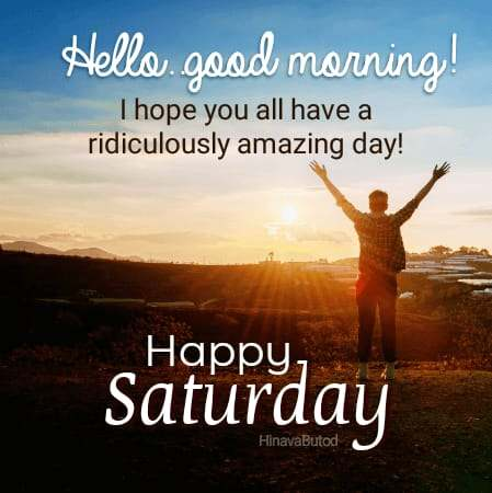 Latest Good Morning Saturday Quotes images