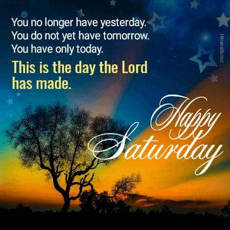 Best Good Morning Saturday messages images in English