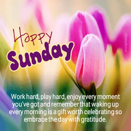 Happy Sunday Greeting Messages photos