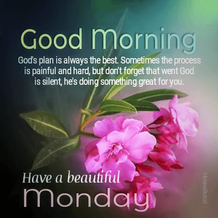 Happy Good Morning Monday Quotes Images for status
