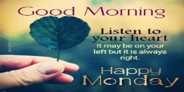 Good Morning Monday Blessings Quotes Images Happy Monday