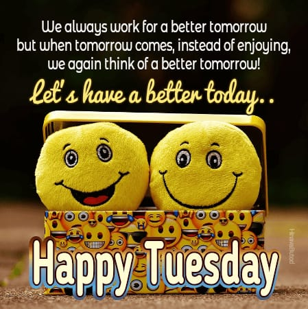 Happy Good morning Tuesday Messages Images