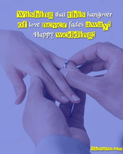 marriage anniversary wishes in English for Face Book status