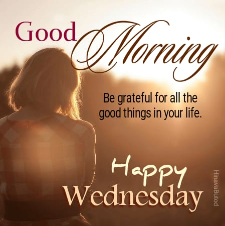 Good Morning Wednesday Quotes pictures