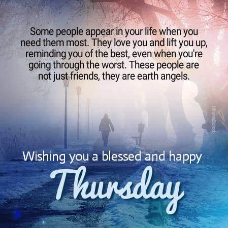 Good Morning Thursday wishes images for Instagram status