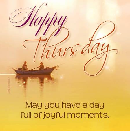 Good Morning Thursday wishes images for status