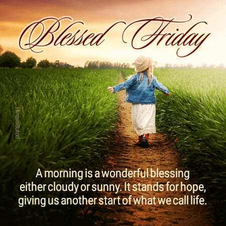 Good Morning Friday Blessing Quotes images for status
