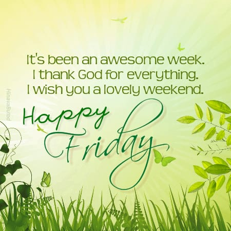 Happy Friday Blessing Quotes photos