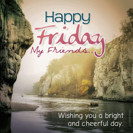 Good Morning Friday Pictures with Quotes