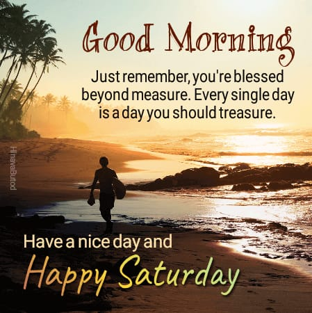 Good Morning Saturday 2020 Text on Images