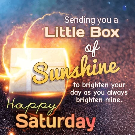 Good Morning Saturday Quotes in English images