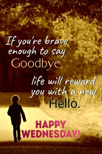Happy Wednesday Good Morning Quotes photos