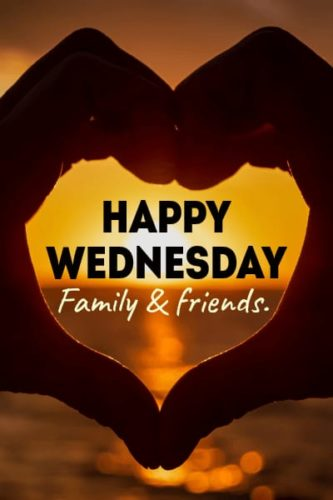 Good Morning Wednesday Status images