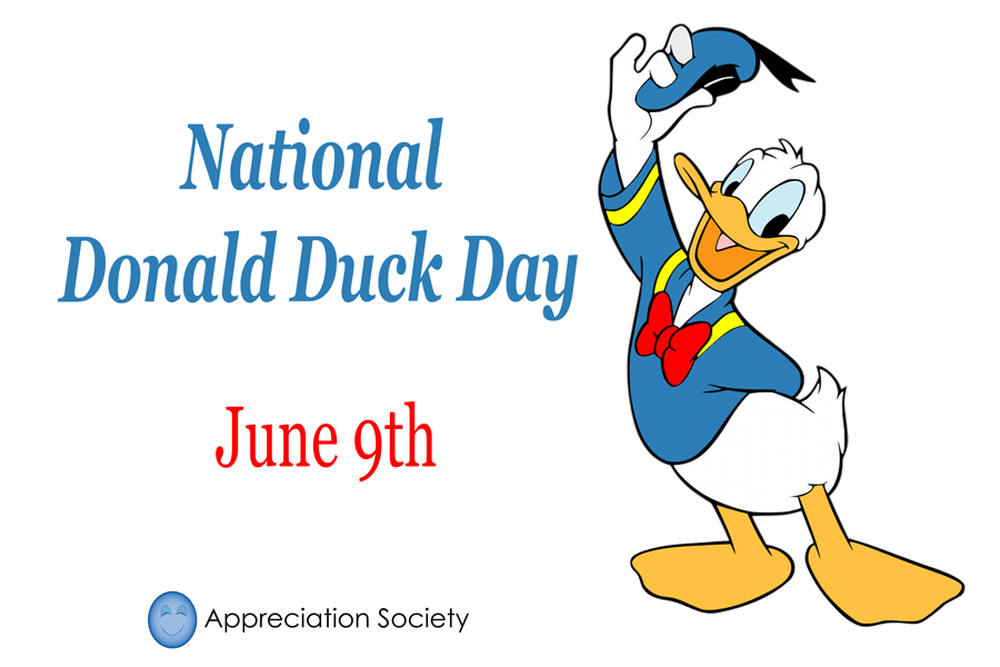 National Donald Duck Day 2020