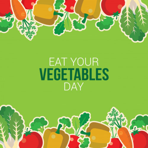 National Eat Your Vegetables Day free downloads