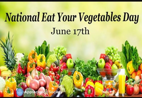 National Eat Your Vegetables Day wishes images