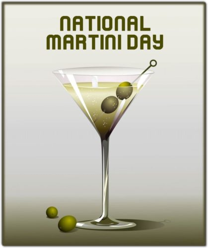 National Martini Day 2020 images