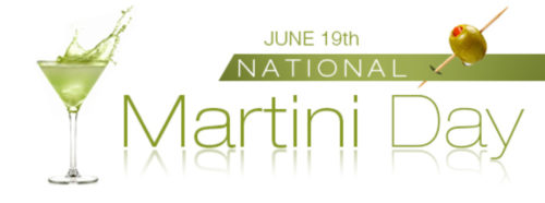 National Martini Day photos