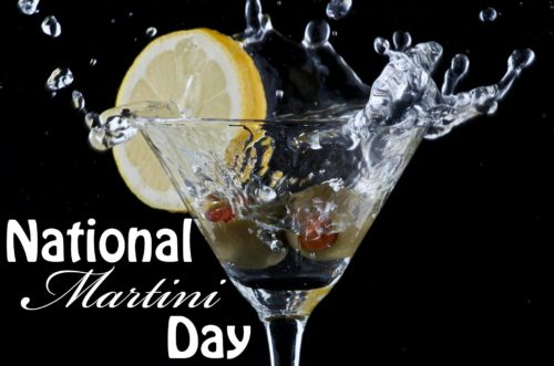 National Martini Day wishes photos
