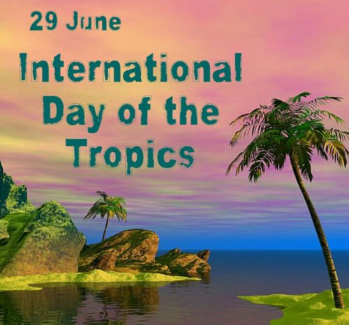 International Day of the Tropics Wishes