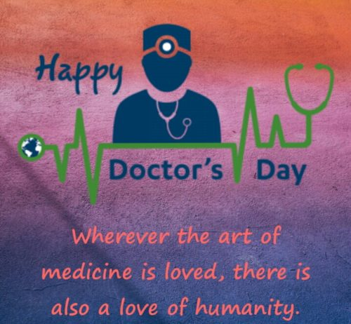 Happy Doctors Day Messages