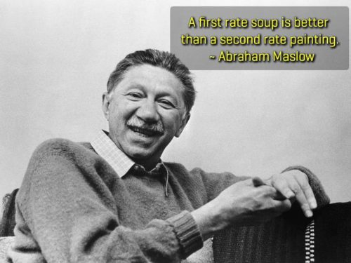 Best Abraham Maslow Quotes Images for Instagram status