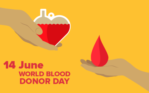 World Blood Donor Day 2020 images