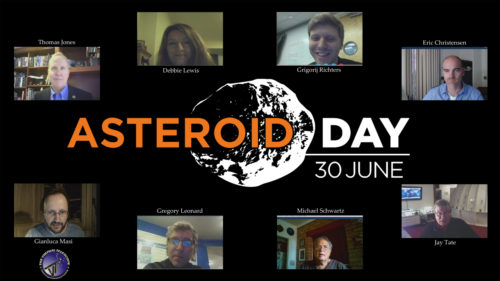 World Asteroid Day Wishes
