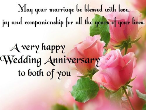 happy wedding anniversary Quotes & Messages images