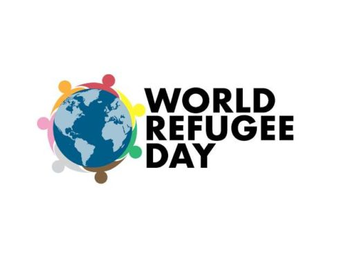 World Refugee Day posters images