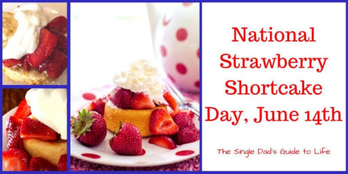 National Strawberry Shortcake Day 2020 Wishes Images for status