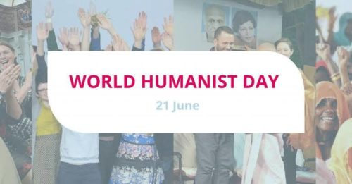 21 June World Humanist Day 2020 pics